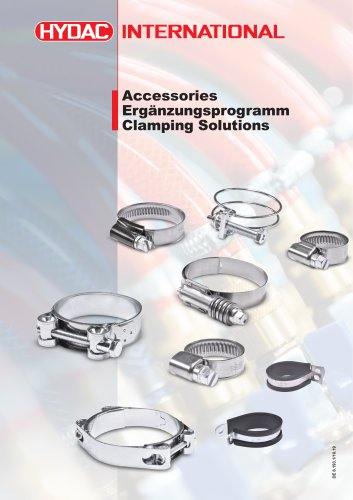 Accessories Clamping Solutions