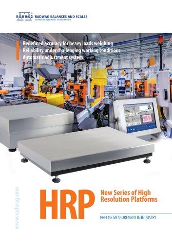 HRP-platforms