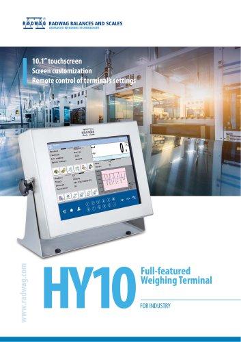 HY10 terminal