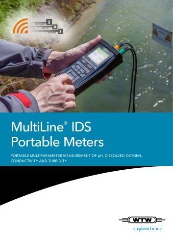 MultiLine® IDS Portable Meters