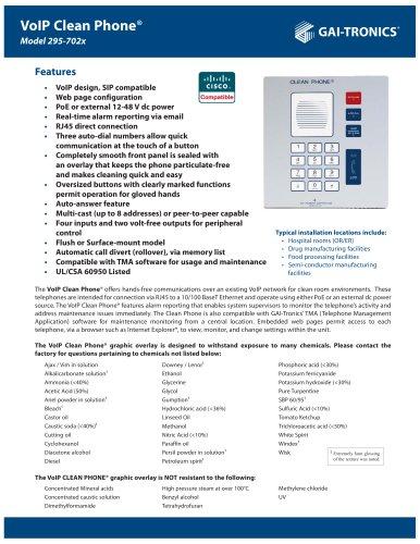 VoIP Clean phone