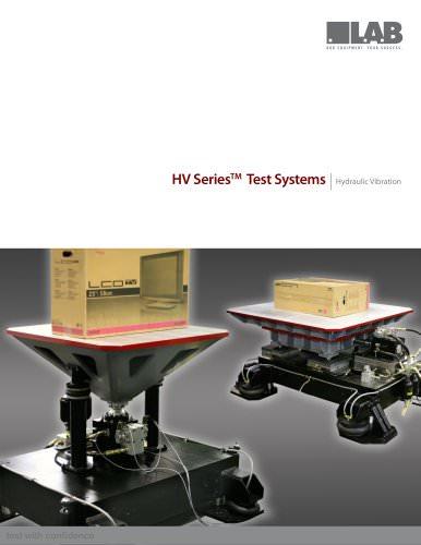 Hydraulic Vibration Testers