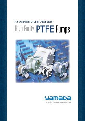 High Purity PTFEPumps