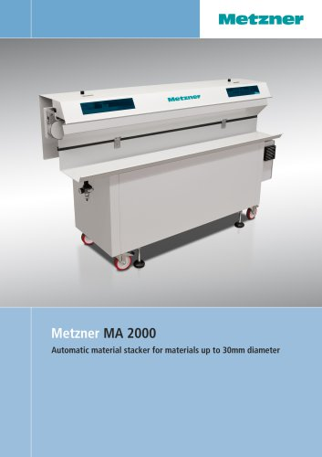 Metzner MA 2000