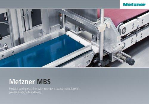 Metzner MBS - Modulare Cutting System