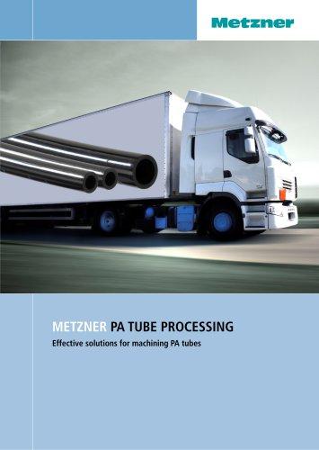 Metzner PA Tube Processing