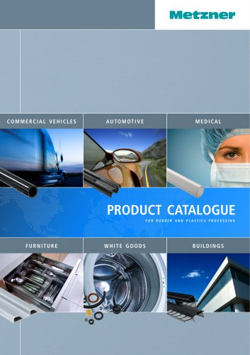 Metzner Product Catalogue