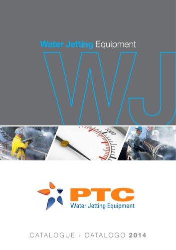 PTC Water Jetting Equipment