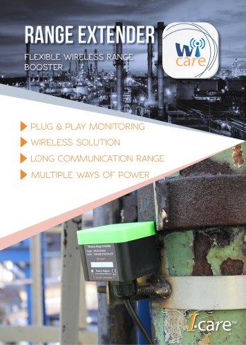 range extender FLEXIBLE WIRELESS RANGE BOOSTER