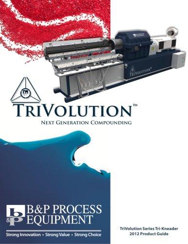 TriVolution Tri-Kneader