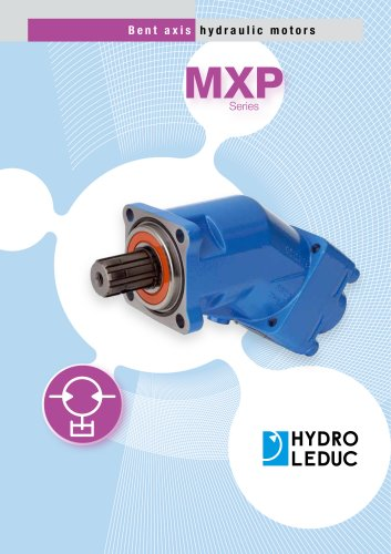 Hydraulic motors | MXP series