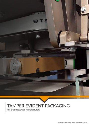 Tamper Evident Packaging