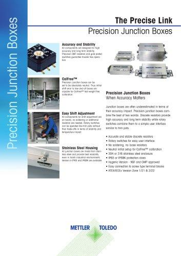 Precision Junction Boxes