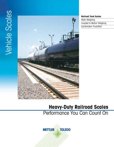Rail Scale Brochure